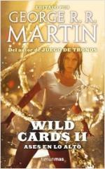 Portada del libro Wild Cards II. Ases en lo alto