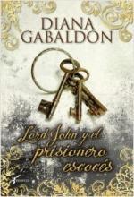 Portada del libro Lord John y el prisionero escocés