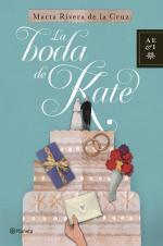 Portada del libro La boda de Kate