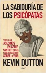 Portada del libro La sabiduría de los psicópatas