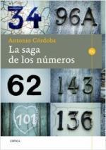 Portada del libro La saga de los números