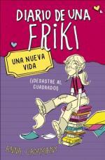 Portada del libro Una nueva vida (Diario de una friki 1)