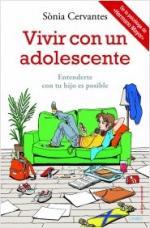 Portada del libro Vivir con un adolescente