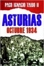 Portada del libro Asturias: octubre 1934