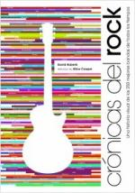 Portada del libro Crónicas del rock