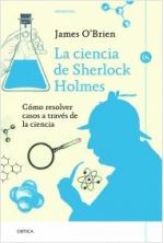 Portada del libro La ciencia de Sherlock Holmes
