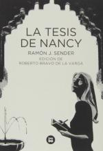Portada del libro La tesis de Nancy