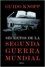 Portada del libro Secretos de la segunda guerra mundial