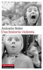 Portada del libro Una historia violenta