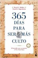 Portada del libro 365 días para ser más culto