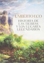 Portada del libro Historia de las tierras y los lugares legendarios
