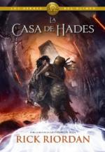 Portada del libro La casa de Hades (Los héroes del Olimpo 4)