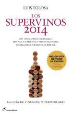 Portada del libro Los Supervinos 2014
