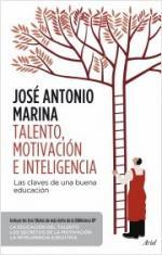 Portada del libro Talento, motivación e inteligencia