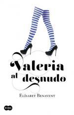 Portada del libro Valeria al desnudo