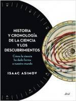 Portada del libro Historia y cronología de la ciencia y los descubrimientos