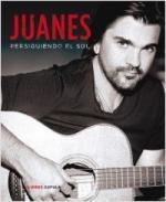 Portada del libro Juanes. Persiguiendo el sol