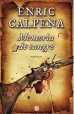 Portada del libro Memoria de sangre