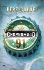 Portada del libro Chorromoco 91