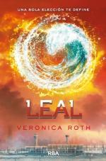 Portada del libro Leal (Saga divergente 3)