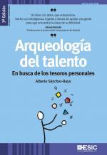 Portada del libro Arqueología del talento