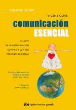 Portada del libro Comunicación esencial