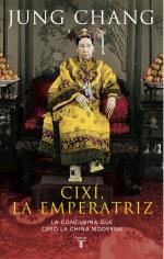 Portada del libro Cixí, la emperatriz