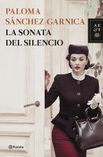Portada del libro La sonata del silencio