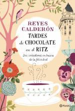 Portada del libro Tardes de chocolate en el Ritz