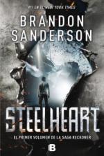 Portada del libro Steelheart