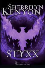 Portada del libro Styxx (Cazadores oscuros 23)