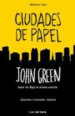 Portada del libro Ciudades de papel