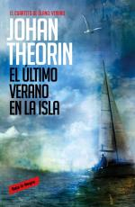 Portada del libro El último verano en la isla. Cuarteto de Öland 4