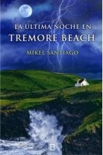 Portada del libro La última noche en Tremore Beach