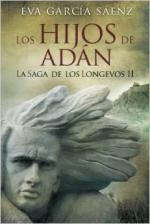 Portada del libro Los hijos de Adán. La saga de los longevos 2
