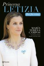 Portada del libro Princesa Letizia. Por fin reina