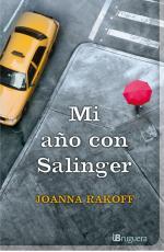 Portada del libro Mi año con Salinger