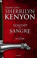 Portada del libro Lealtad de sangre (Velador II)