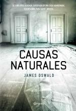 Portada del libro Causas naturales