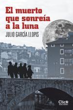 Portada del libro El muerto que sonreía a la luna