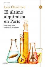 Portada del libro El último alquimista en París