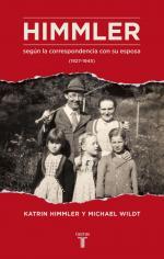 Portada del libro Himmler según la correspondencia con su mujer (1927-1945)