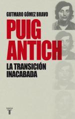 Portada del libro Puig Antich. La transición inacabada
