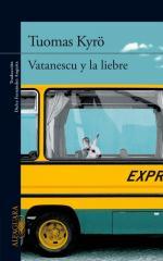 Portada del libro Vatanescu y la liebre