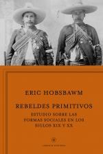 Portada del libro Rebeldes primitivos