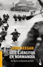Portada del libro Seis ejércitos en Normandía
