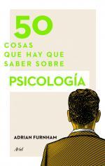 Portada del libro 50 cosas que hay que saber sobre psicología