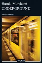 Portada del libro Underground