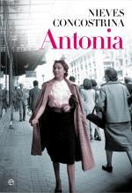 Portada del libro Antonia