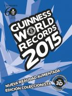 Portada del libro Guinness World Records 2015